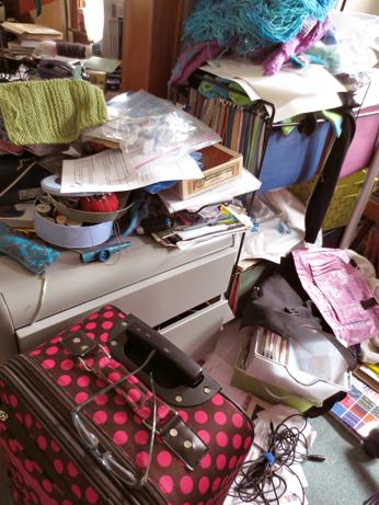 Clutter Again